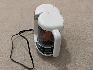 Gently used baby brezza baby food maker