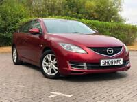 2009 MAZDA MAZDA6 2.2TD TS MANUAL DIESEL 5 DOOR HATCHBACK