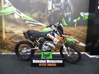 KTM SX 125 Ratteray Motocross bike clean example