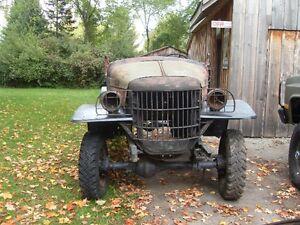 1941 Military Dodge WC4