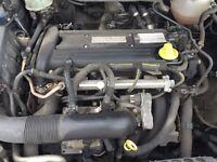 Vauxhall vectra 2.2 sri breaking