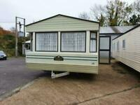 Static caravan Willerby Westmorland 35x12 3bed free UK delivery.