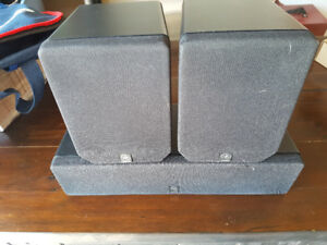 Yamaha 3 Piece Speaker Set for Sale - Work Great only $25!
