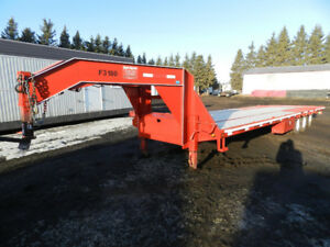 2007 Load Max 36' Gooseneck - Tri 10k Axles