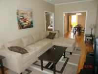 All Inclusive furnished 2 Bedroom Condo for rent Downtown