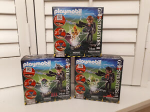 """""""PLAYMOBIL"""" GHOSTBUSTERS II SETS......BRAND NEW!"""