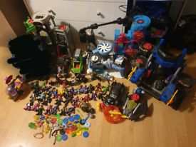 HUGE Imaginext Bundle