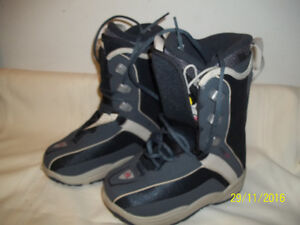 """Men's Snowboard Boots Sizes 8 & 8½ (Seven Pairs) """"NEW"""""""
