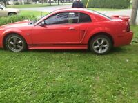 2001 mustang must go sell or trade $4,500 Obo