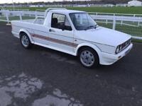 1992 VOLKSWAGEN CADDY 1.8 Sport Pickup 2dr