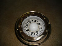 C. PLATH HAMBURG BOUSSOLE COMPASS GERMANY NAUTICAL BRASS