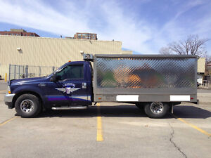 2003 Ford F350 SD Coffee Truck
