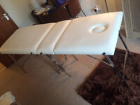 Beauty Therapy Treatment Bed Couch Plynth