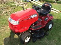 "Craftsman 22HP 42"" Ride on Lawn mower"