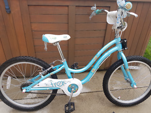 "Girl's 20"" Trek Mystic Bike and TrailGator Attachment"