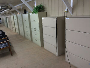 Filing Cabinets! Lots Available!