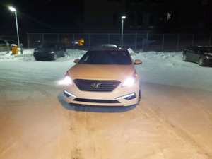 Reprise de location Hyundai sonata 2015