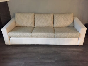 Bauhaus couch and love seat