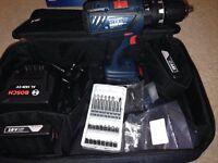 Bosh drill full kit