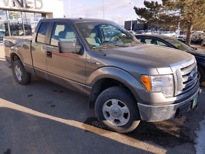 2012 Ford F150 SuperCab XLT Ecoboost - Lady Driven
