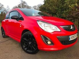 *12 MTHS WARRANTY*2012(12)VAUXHALL CORSA 1.3 CDTI(LIMITED EDITION)3DR*WITH 40K*