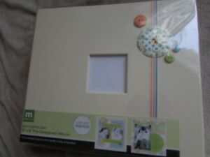 Making Memories album kits, brand new!