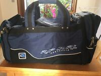 Large Rip Curl Duffle Bag with Detachable Back Pack