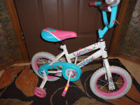 Brand New Condition... Used Once ...Huffy Girl's Bike