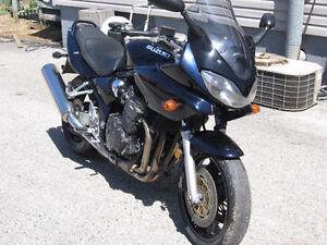 2004 Suzuki Bandit 1200 Parts Bike