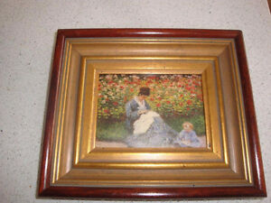 Cadre MONET frame picture