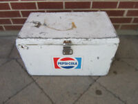 pepsi cooler collectable