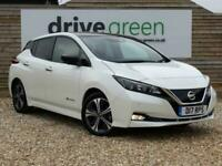 2018 Nissan Leaf 40kWh N-Connecta Auto 5dr Hatchback Electric Automatic