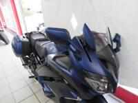 YAMAHA FJR1300AE, 18 REG ONLY 693 MILES, ELECTRONIC SUSPENSION 6 SPEED MODEL...