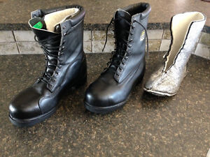 Royer High End Work Boot Size 11 New