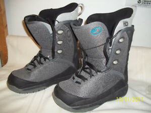 """Men's Snowboard Boots Size 9 (Two Pairs) """"NEW"""""""