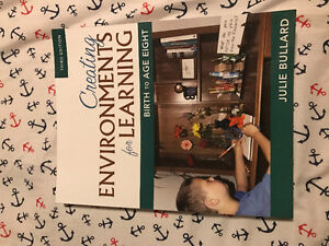 ECE textbook Creating Environments for Learning