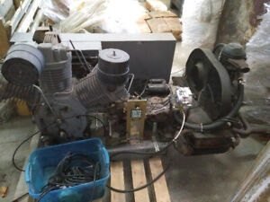 20 hp Air Compressor, VW bug engine drive