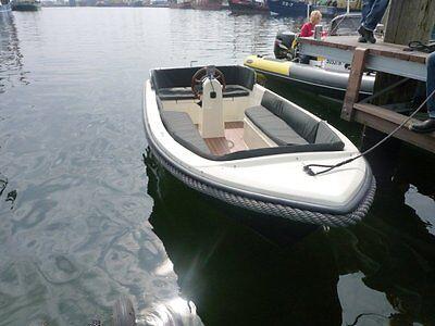 NEU Motorboot Angelboot Sportboot Modell ALFA ( 475,460,450,440, 395,390,360)