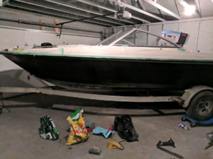 1994 Bayliner Carpri 1950 CL with Mercury Inboard