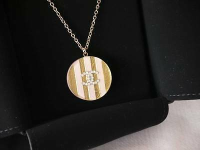 AUTHENTIC CRUISE SPRING CHANEL CANDY PINK CC LOGO GOLD NECKLACE w/RECEIPT (Chanel Candy Necklace)
