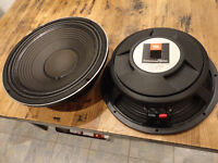 """VINTAGE JBL 2204 350 WATTS RMS WOOFER 12"""" IMPECCABLE"""