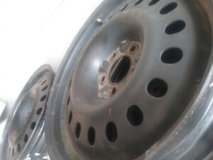 For sale: four 18 inch rims