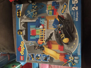 Batman Lego Duplo Set