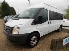 Ford Transit 135ps,14 seat minibus,3.5t