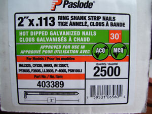 Paslode 2 In. Strip Nails