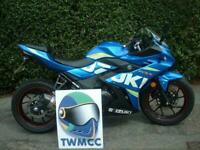 Suzuki GSXR250 MOTORCYCLE