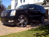 2008 Cadillac Escalade Ultra Luxury 102000KM Mags 26 pouces !