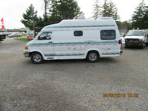 1998 DODGE RAM 2500 PLEASUREWAY MOTOR HOME