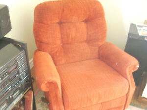 Rocker-Recliner Transformer Co. chair