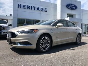 2018 Ford Fusion Energi SEPLUG IN HYBRID ! ONLY 10,155 KM ! LOAD